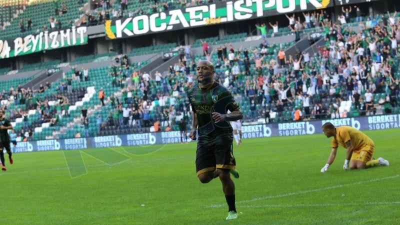 Kocaelispor Dino ile coştu: 3-1