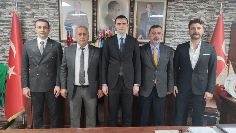 MHP'de, Büyükşehir meclisi öncesi toplantı