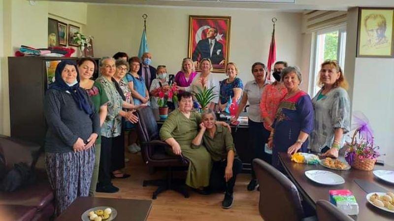 Trakya İlleri Derneği CHP'lileri ağırladı