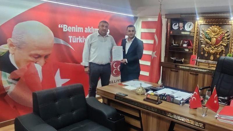 O isim İYİ Parti'den MHP'ye geçti