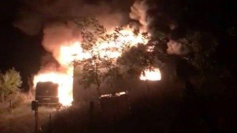 Sakarya'daki feci olayın ateşi Kocaeli'ye düştü