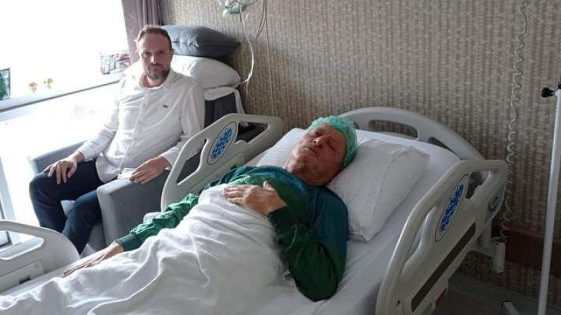 Oğuzhan Keleş'in babası açık kalp ameliyatı oldu