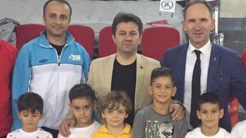 Jimnastik kulüplerinden Suat Çelen'e tam destek