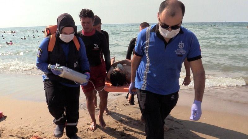 Yaz boyunca sahillerde 151 acil müdahale
