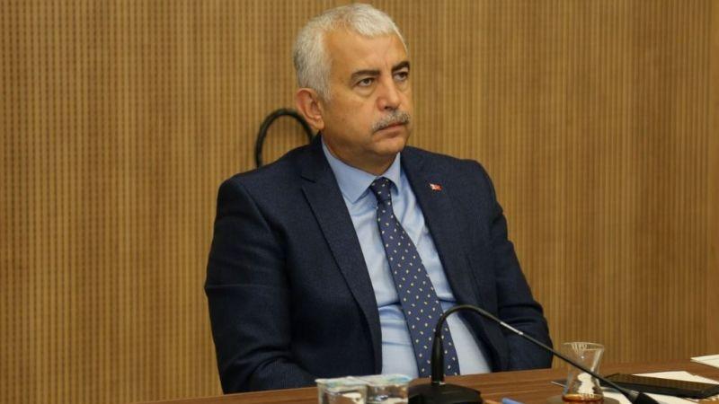 Genel Sekreter Gündoğdu, projeler hakkında bilgi aldı