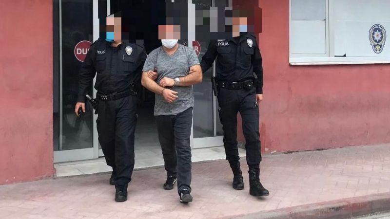 Aranan hükümlü Karamürsel'de yakalandı