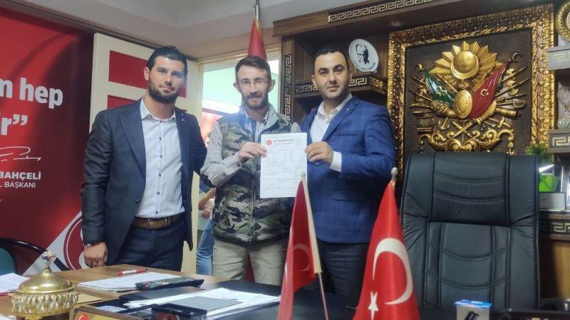 İYİ Parti'den iki isim daha MHP'ye geçti