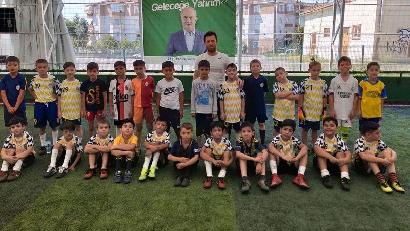 Belediye Derincespor futbol okulunda kış dönemi start aldı