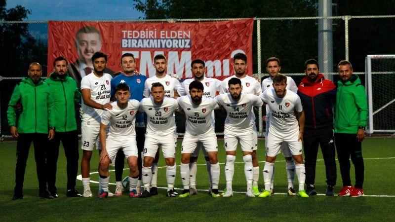 Kullarspor dördüncü hazırlık maçını oynadı
