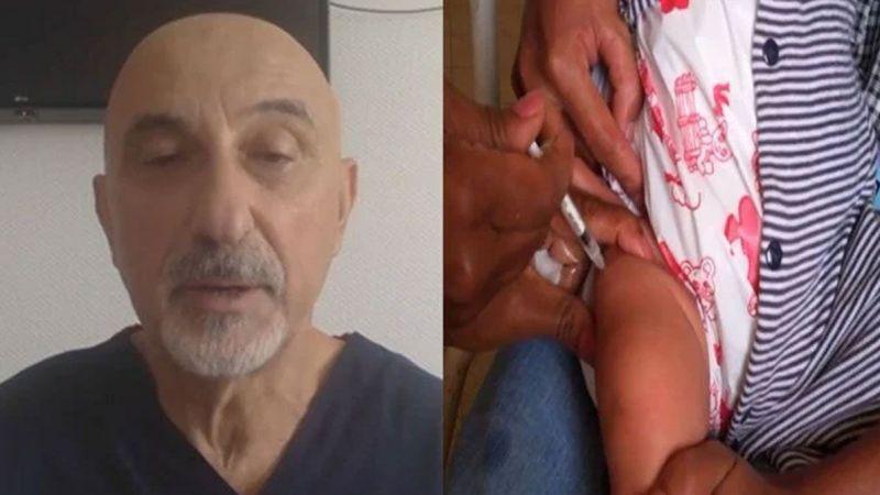 İzmir'de bebeğe Covid-19 aşısı yapıldığı iddiasıyla ilgili soruşturma başlatıldı