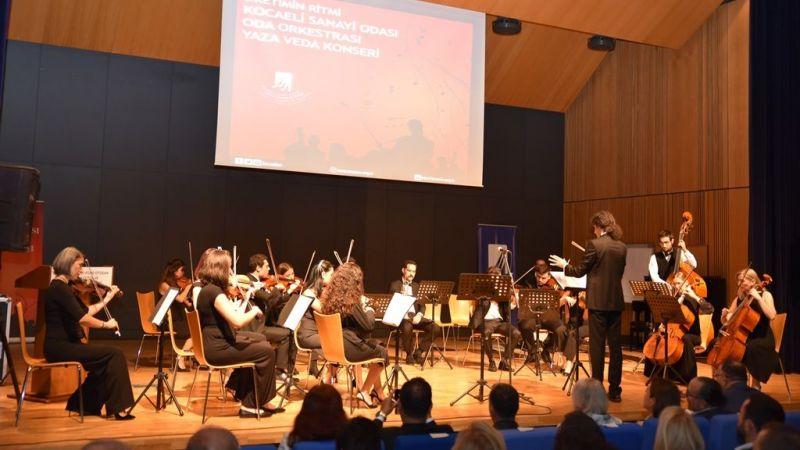 KSO'dan Yaza Veda Konseri