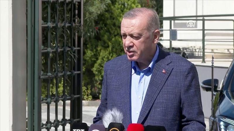 Yeni tedbirler gelecek mi? Cumhurbaşkanı Erdoğan'dan flaş açıklama