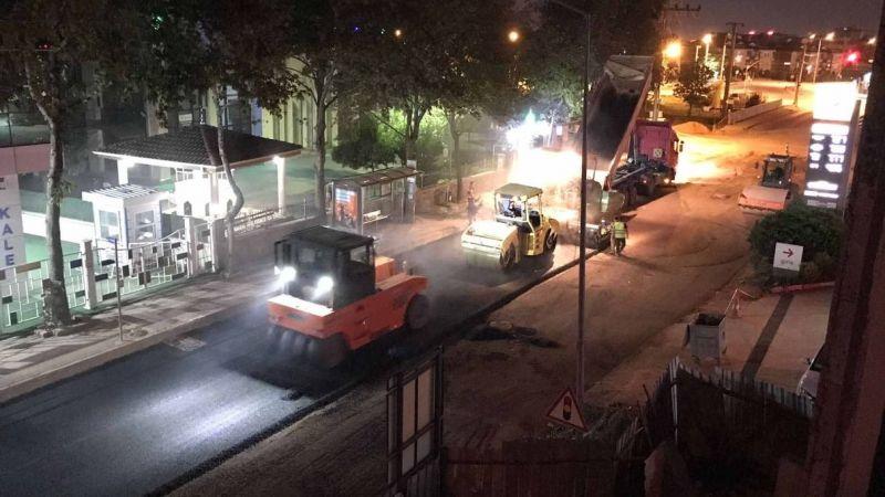 Yahya Kaptan Seymen Caddesi yenilendi
