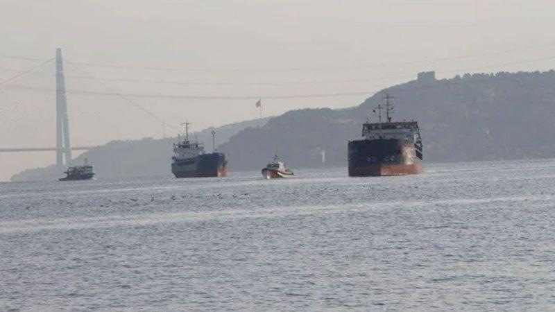Kocaeli'den yola çıkmıştı! Boğaz'da 2 gemi çarpıştı