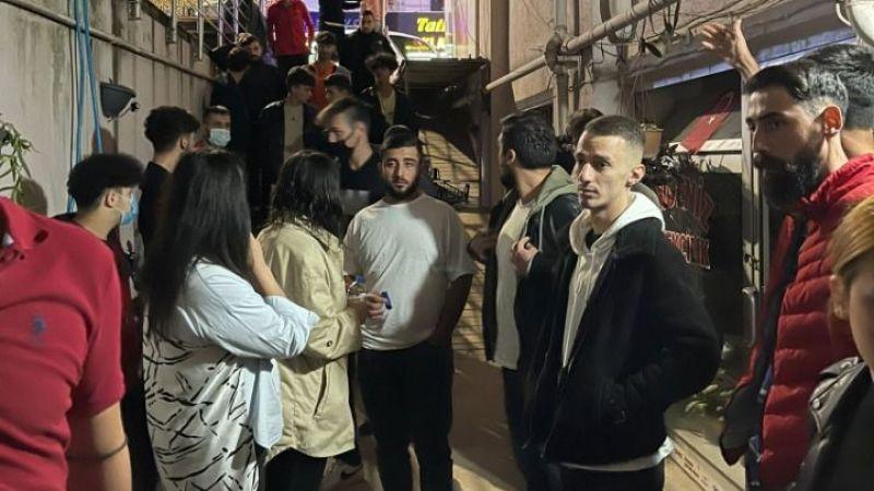 CHP'de bir skandal daha! Gençler kapıda kaldı...
