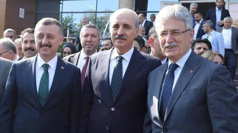 AK Parti'de Numan Kurtulmuş'la 107. Genişletilmiş Danışma Toplantısı