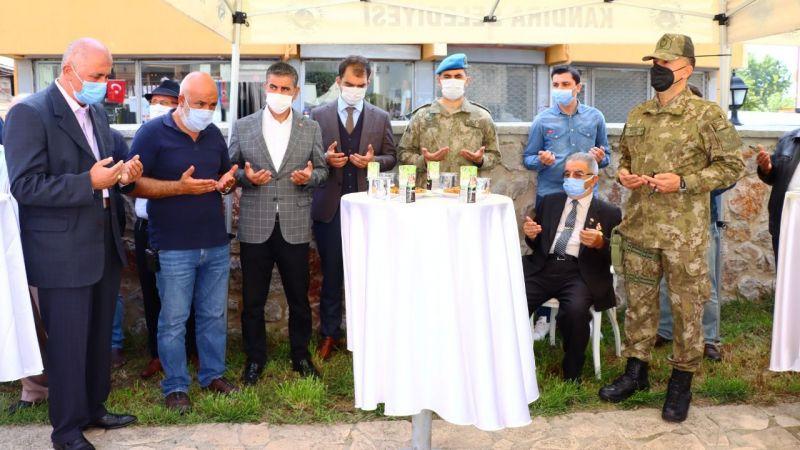 Kandıra'da Şehit ve Devlet Büyükleri Emanetleri Sergisi açıldı