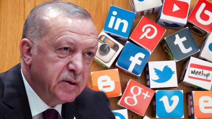 Sosyal medya yasası geliyor! Yalan haber yapılamayacak