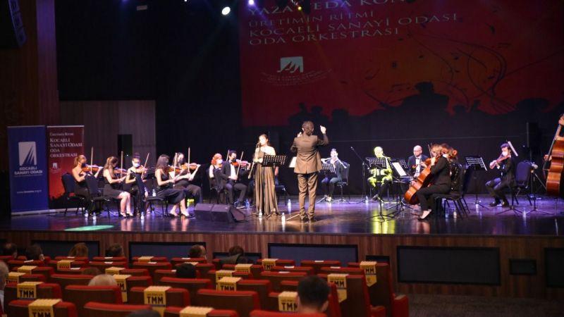 KSO Orkestrası'ndan muhteşem konser