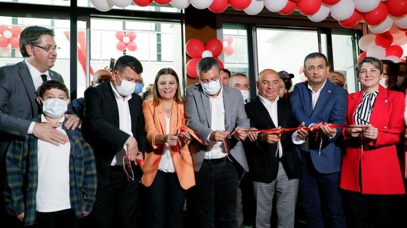 Çınar Halk Market'in açılışı yapıldı