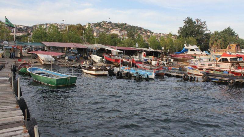 İzmitli balıkçılar da yeni çekek yeri istiyor