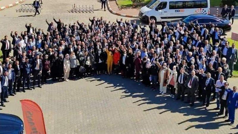 MHP Kocaeli teşkilatları, bölge toplantısına katıldı