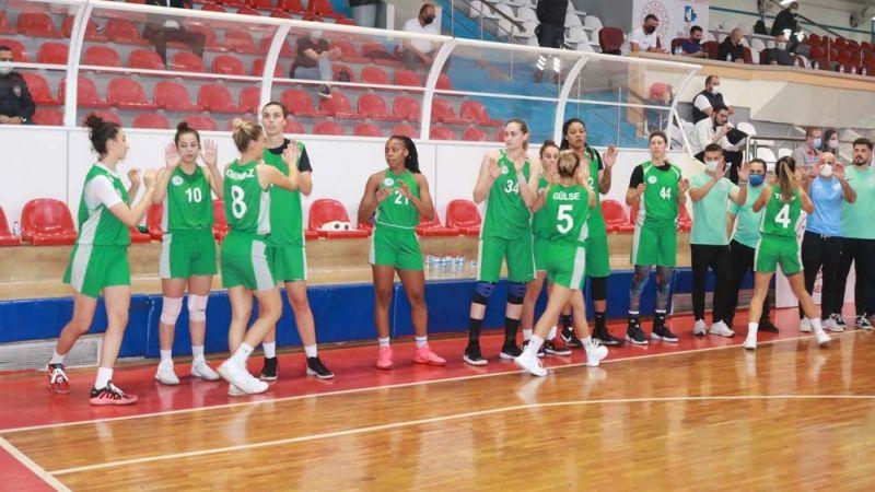 Periler, Antalya'da turnuvaya katılıyor