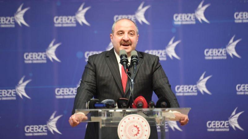"""Bakan Varank, Kocaeli'den çağrıda bulundu: """"Yeter ki yenilikçi projelerle gelin"""""""