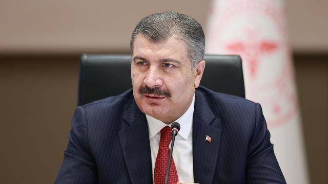 Sağlık Bakanı Koca'dan aşı kartı açıklaması