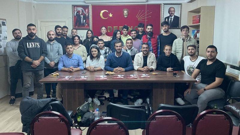 CHP Derince'de kriz çözüldü