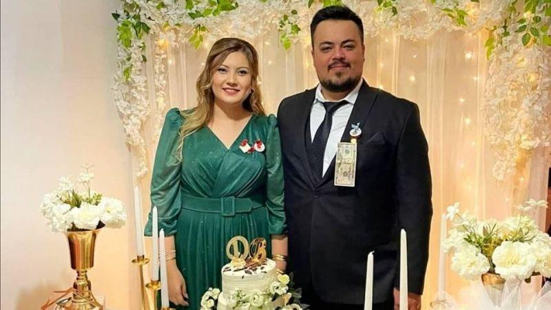 Dilanur ve Batuhan evliliğe ilk adımı attılar