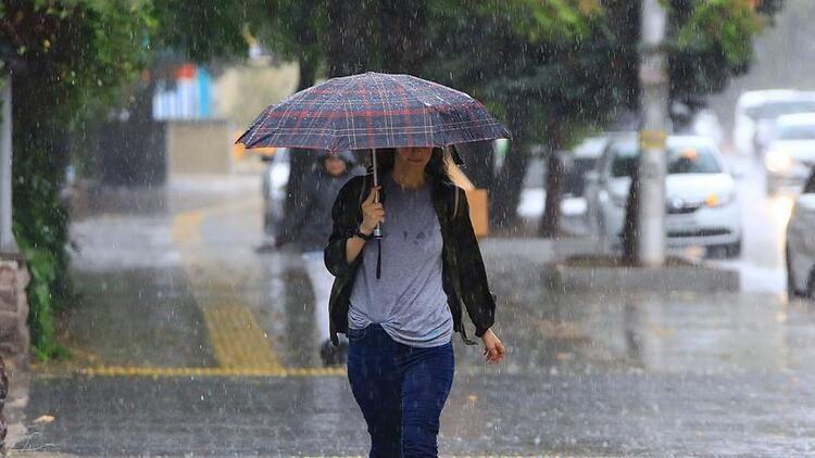 Yağmur geliyor, sıcaklık düşüyor