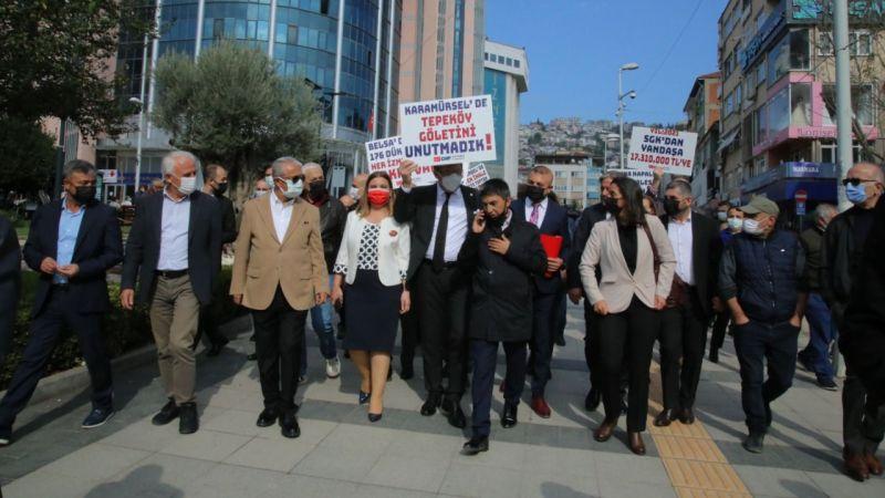 CHP, SGK hakkında suç duyurusunda bulundu