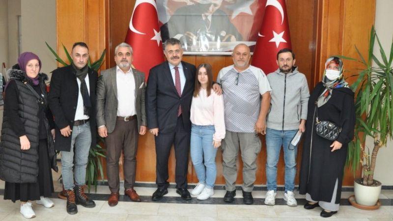 Katilleri yakalanan Özdemir'in ailesi teşekkür etti: Devlet asla unutmaz!