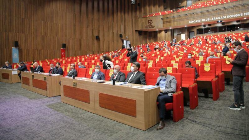 Büyükşehir'de tartışmasız meclis