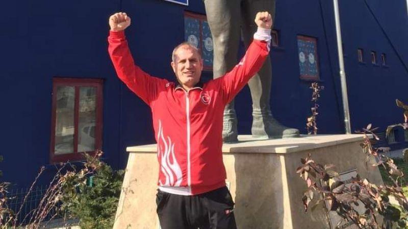 Nazmi Kahveciler ikinci dünya şampiyonluğunu Yunanistan'da alacak