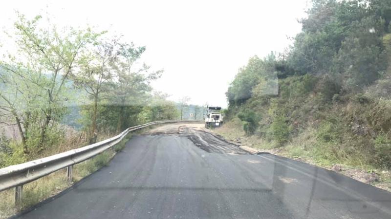 İlimtepe yollarına asfalt