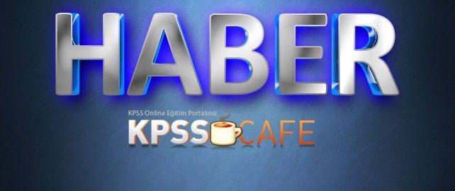 KPSS-2013/1 yerleştirme sonuçlarına ait maksimum ve minimum puanlar