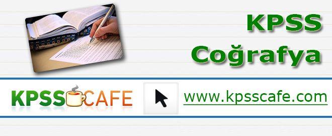 2014 KPSS Coğrafya Soruları ve Çözümleri
