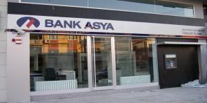 Bank Asya Eriyor