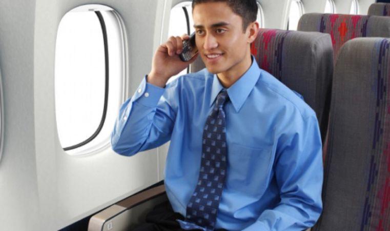 Telefon Kullanmak Kısmi Olarak Uçaklarda Serbest Oldu