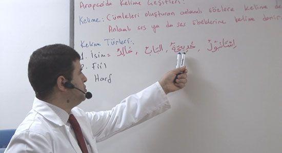 Cumhurbaşkanı Erdoğan Arapça Öğretmenlerinin Sıkıntısını Çözdü