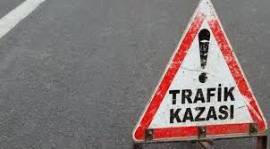 KPSS sorularını taşıyan araç kaza yaptı