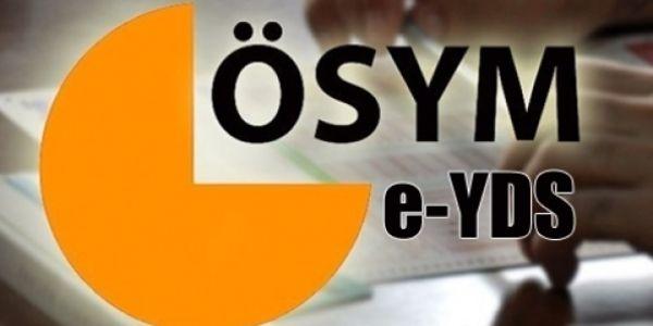 ÖSYM'den e-YDS sınav örneği