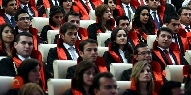 Adalet Bakanlığı Adli Yargı Hâkim ve Savcı Adaylığı Yazılı Sınavı Başvuruları
