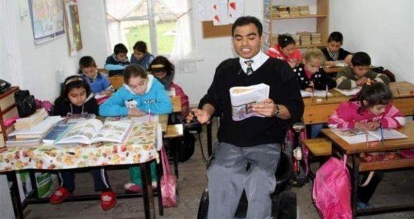 Engelli Öğretmenlerin İl Tercihleri