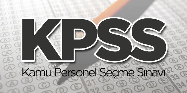 KPSS 2014/2 yerleştirmelerinde atanacak kadro sayıları