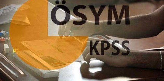 2014/2 KPSS kılavuzuna 2 unvan eklendi