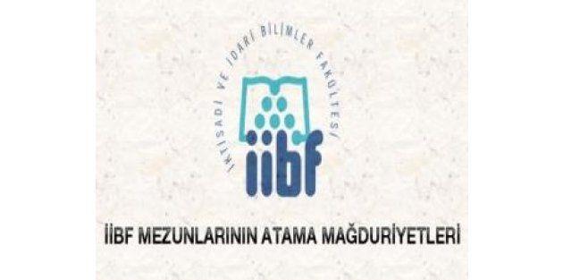 İİBF mezunlarının kadro sorunu Meclis gündeminde