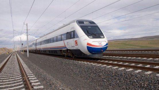 Yeni YHT hattı hizmete açıldı